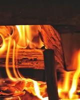 Fireplace, Fire, Firewood
