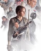 Rogue One Star Wars Story key art