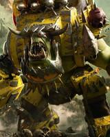 Warhammer 40,000 Dawn of War III 3 Ork Faction