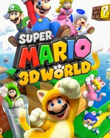 Super Mario 3D World video game