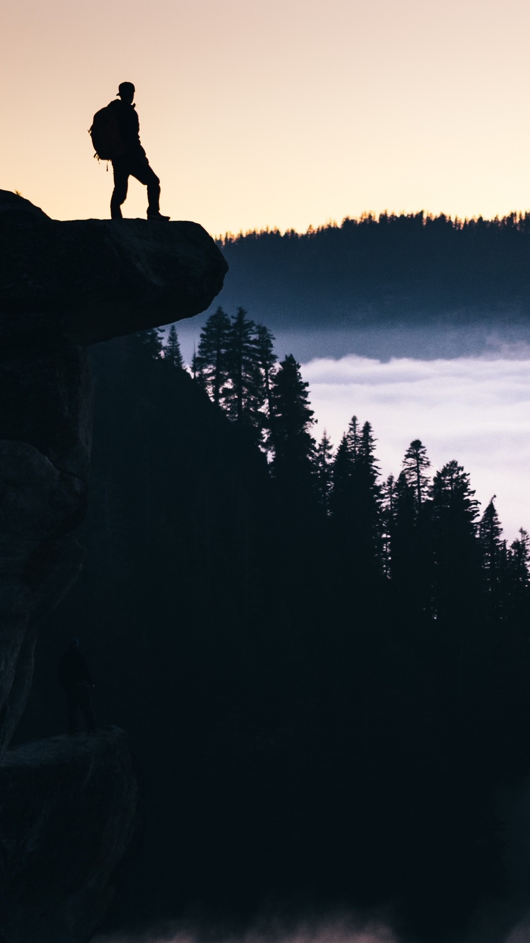 Free Precipice in Yosemite valley, United states phone wallpaper by kell_kell2005