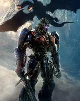 Optimus Prime Transformers The Last Knight