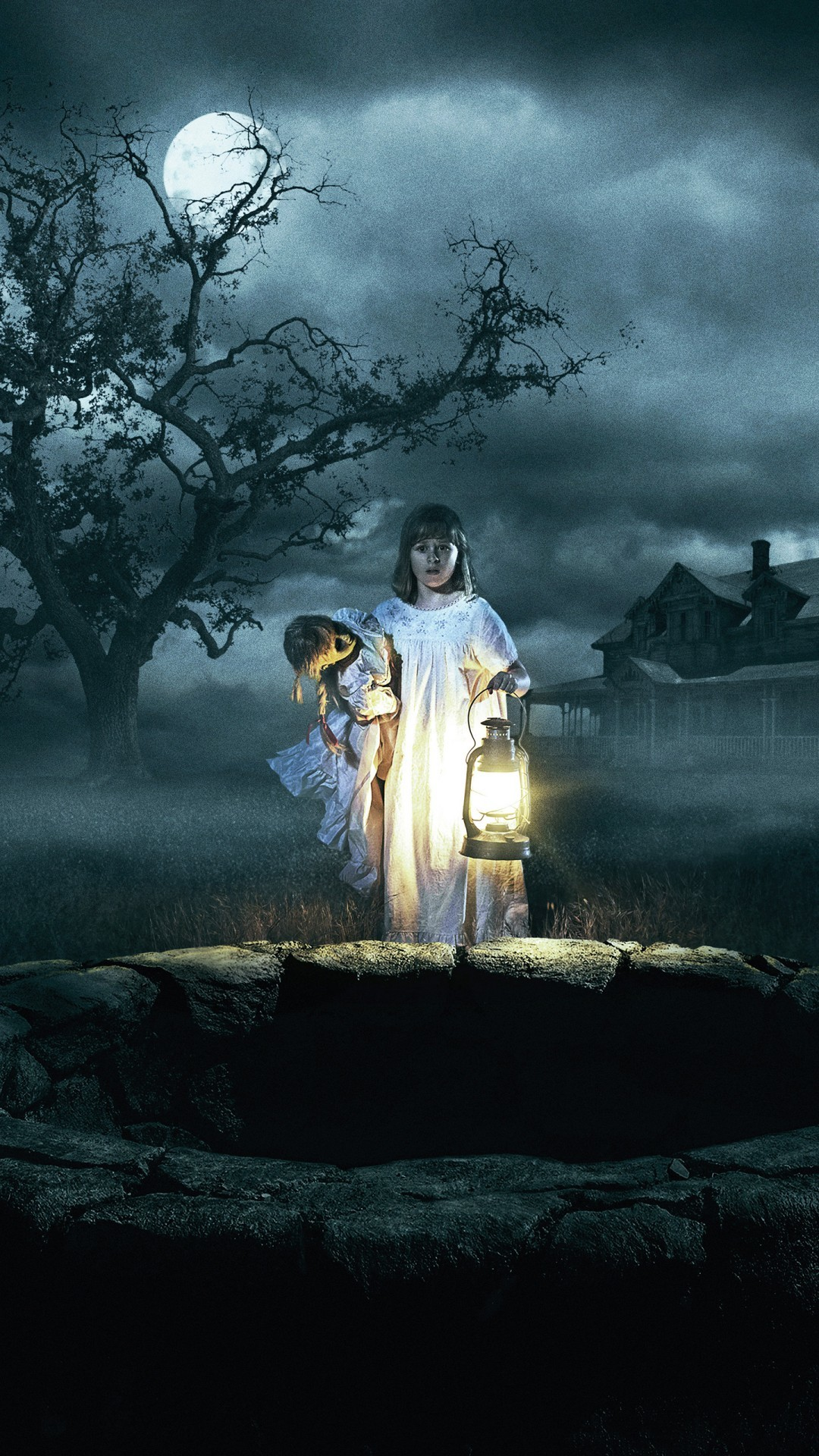 Free Annabelle Creation phone wallpaper by blacklight