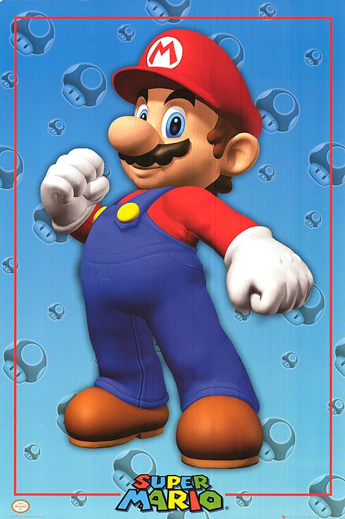 Free Super Mario phone wallpaper by ash_ketchump