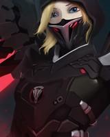 Blackwatch Mercy Overwatch
