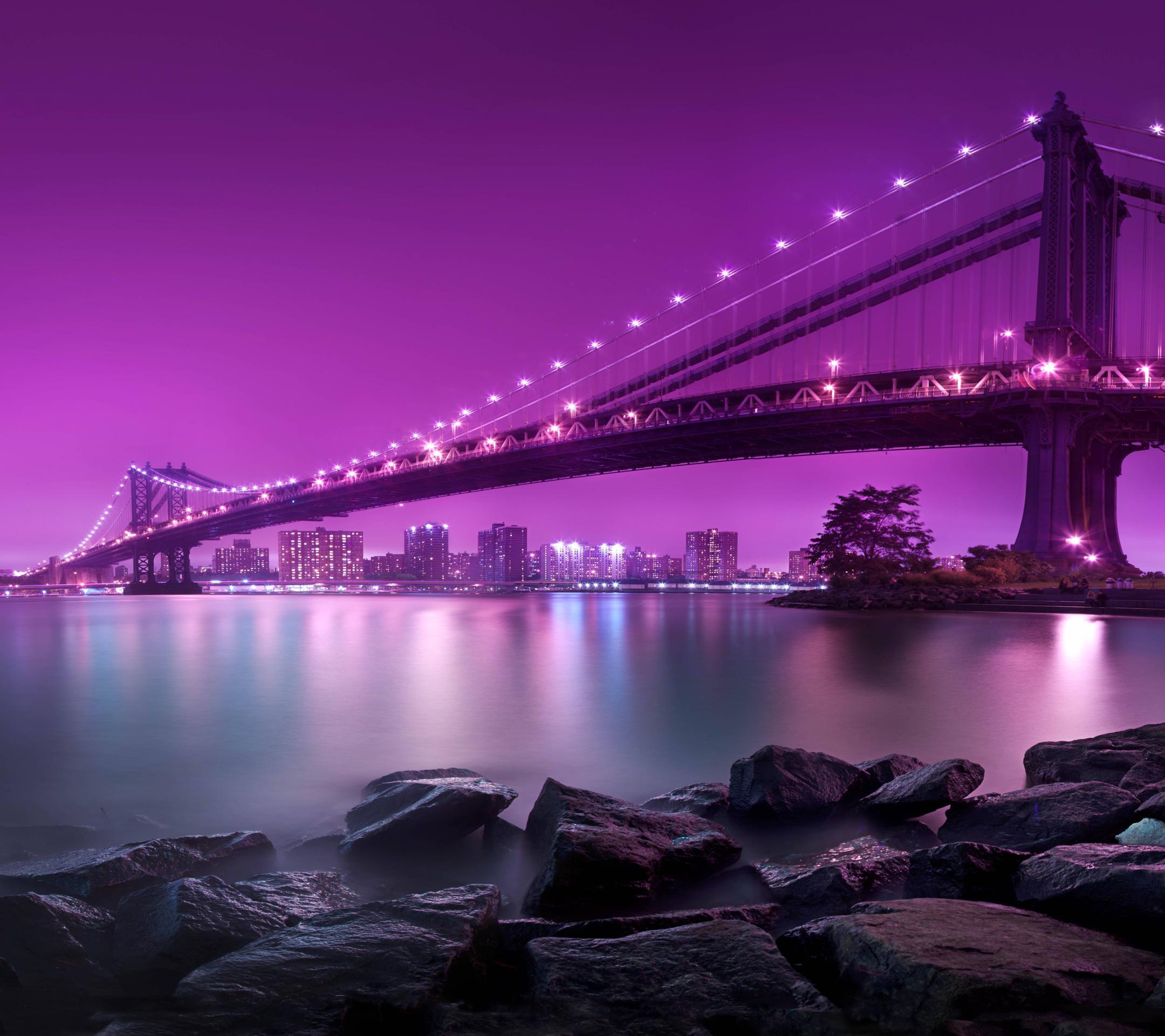 Free bridge.jpg phone wallpaper by tribeca