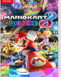 Mario Kart 8 Deluxe Box Art wallpaper 1