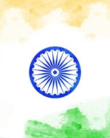 Tricolour Indian Flag