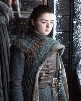 Sansa Arya Stark Game of Thrones