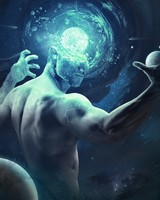 Human Galaxy Planets