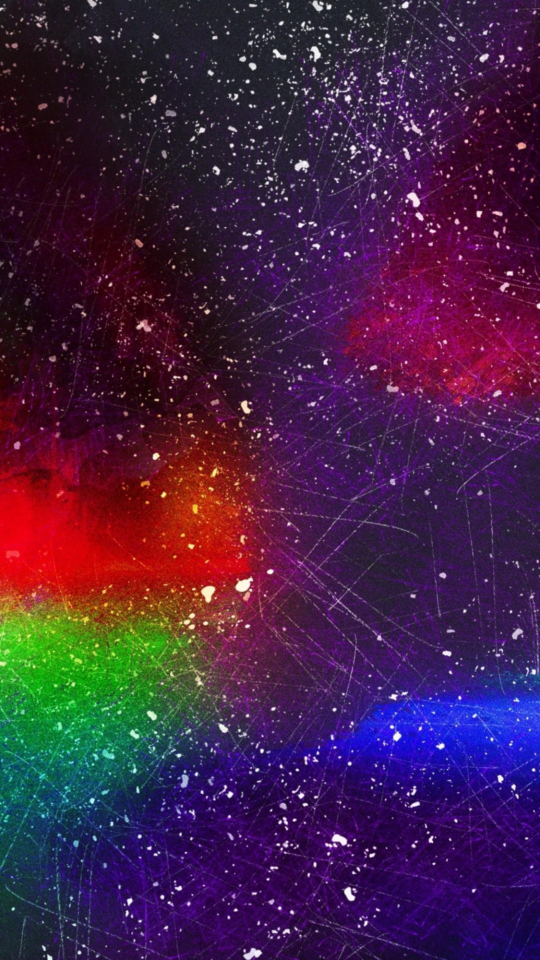 Free Multicolored Spots phone wallpaper by cheyenne32