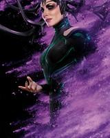 Thor Ragnarok Cate Blanchett as Hela