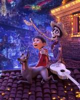 Coco Miguel Dante, Pixar