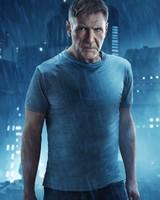 Harrison Ford as Rick Deckard Blade Runner 2049