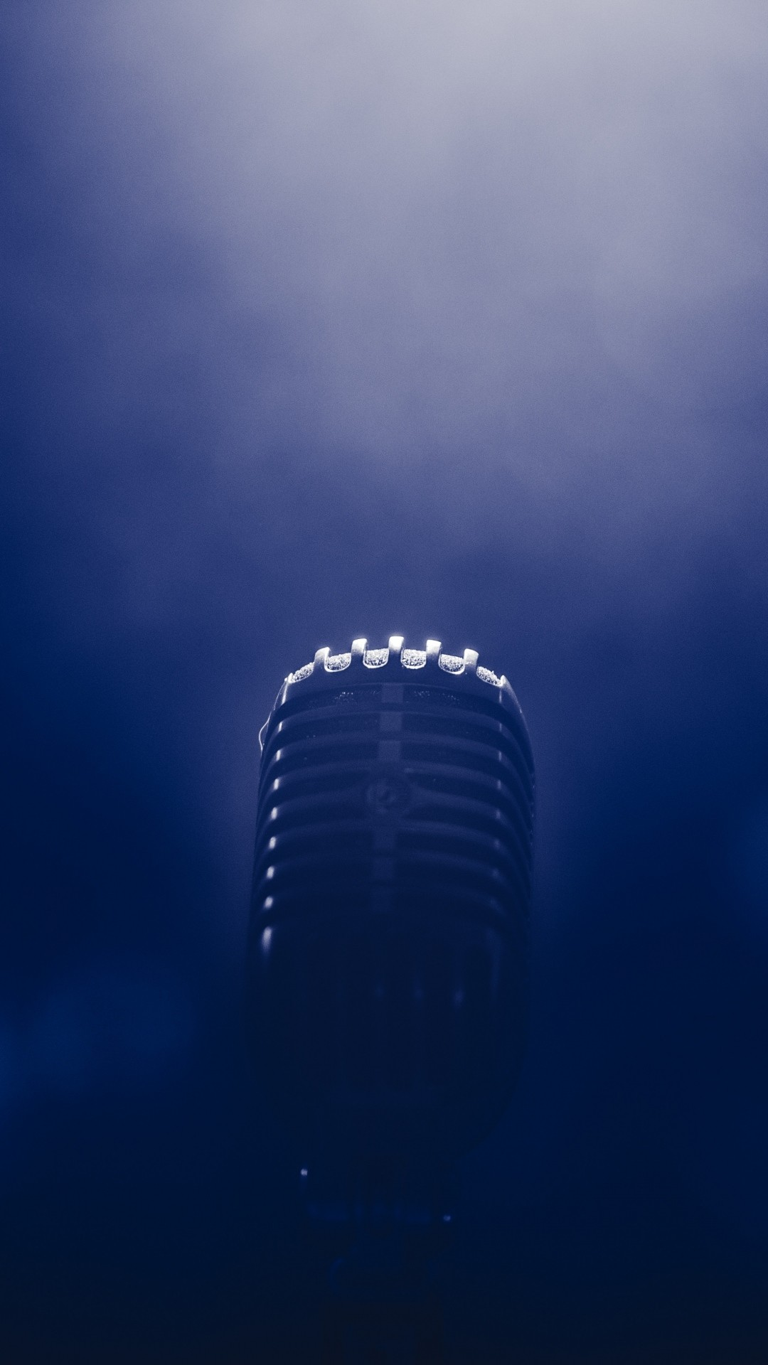 Free Microphone in smoke phone wallpaper by raiven10