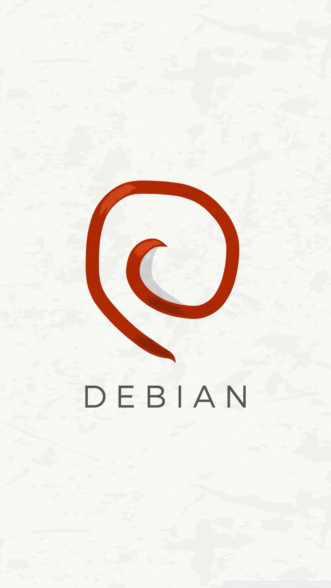Free Debian - Fan phone wallpaper by kiihbk