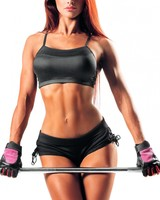 Bodybuilding Training Women