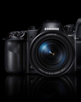 Samsung NX1 Camera