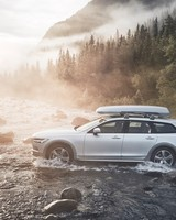 Volvo Shows V90 Cross Country Ocean Race Edition