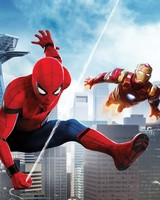 Spider Man Homecoming Iron Man