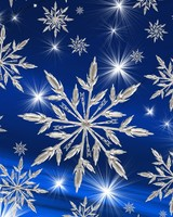 Snowflakes Art