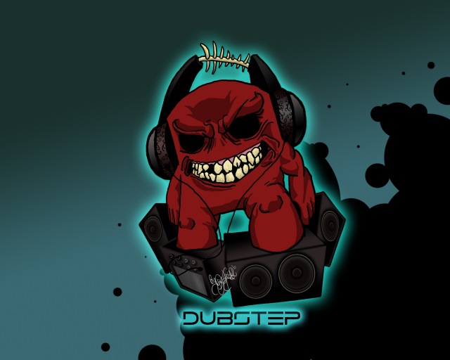 Free Dubstep phone wallpaper by ash_ketchump