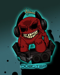 Dubstep wallpaper 1