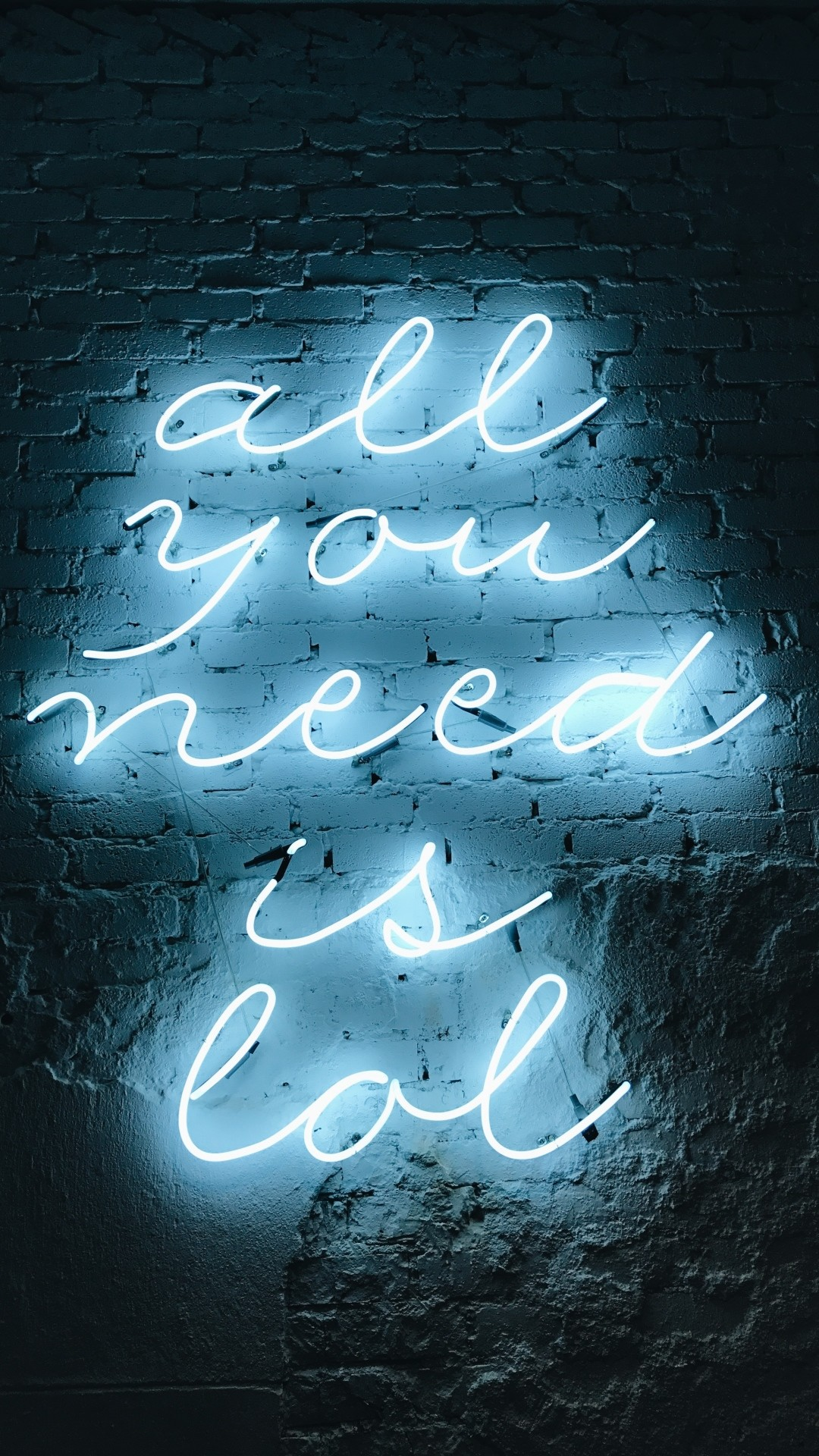 Free All yu need is lol phone wallpaper by goon813