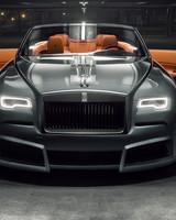 Rolls Royce Dawn Overdose By Spofec
