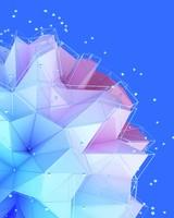 Geometric 3D Ball HTC U11 Plus Stock