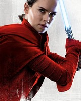 Rey Daisy Ridley Star Wars The Last Jedi