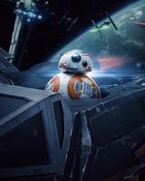 BB 8 in Star Wars The Last Jedi