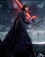 Adam Driver Kylo Ren Star Wars The Last Jedi
