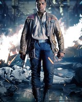 John Boyega as Finn Star Wars The Last Jedi