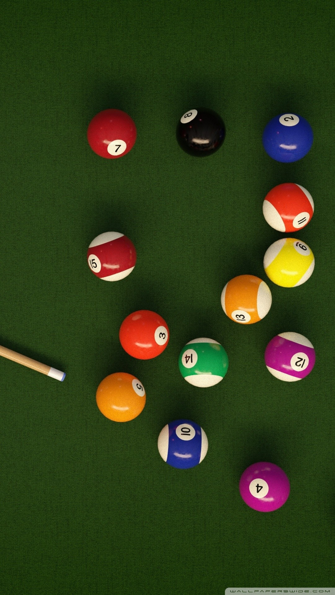 Free Billiards phone wallpaper by boo911511
