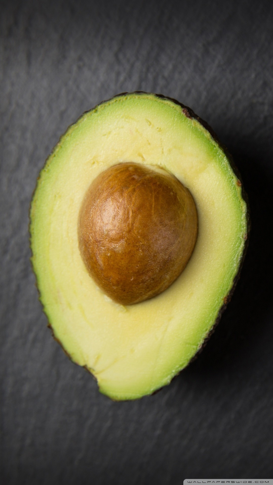 Free Avocado Cut in Half phone wallpaper by roland_chelsea7