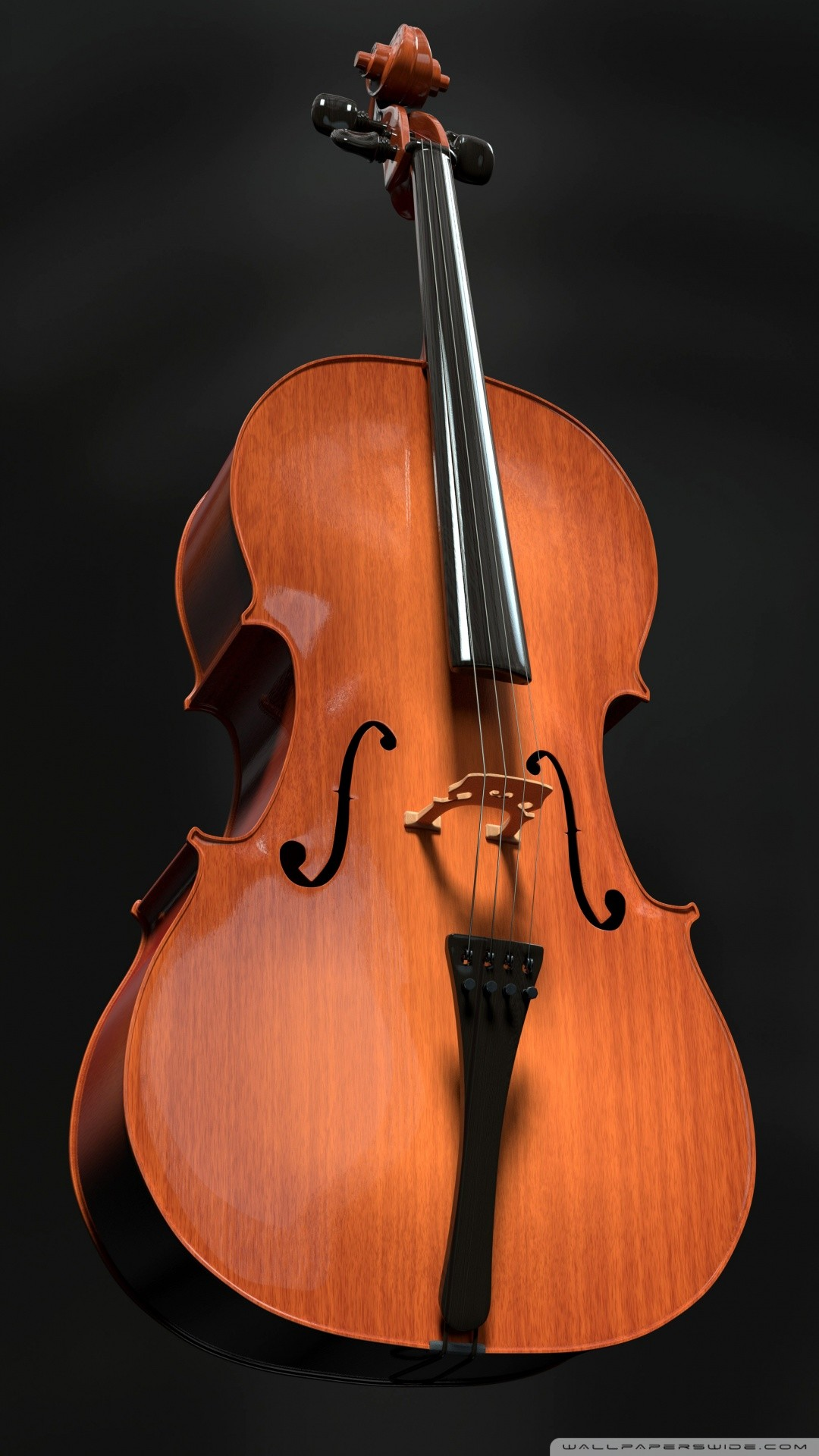 Free Cello Musical Instrument phone wallpaper by th3sweetest