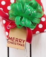 Merry Christmas, Gift