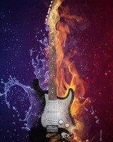 Guitar Fire & Cold