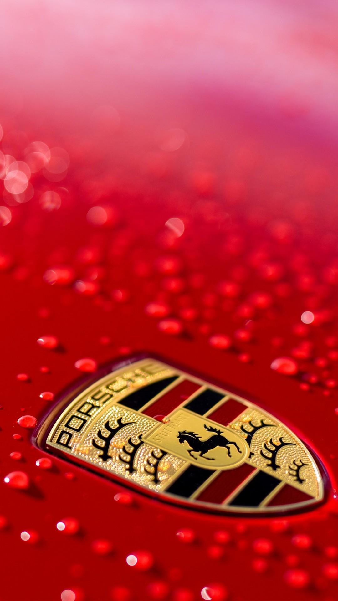Free Porsche Logo phone wallpaper by melissa2069