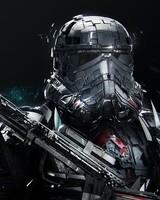 Star Wars Stormtrooper CGI