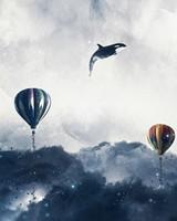 Surreal Hot Air Balloons