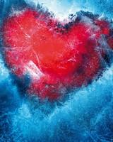 Frozen Love Heart