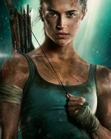 Lara Croft Tomb Raider Alicia Vikander