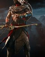 Bayek Assassins Creed Origins The Hidden Ones