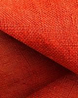 Orange Fabric Macro
