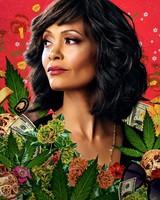 Thandie Newton in Gringo