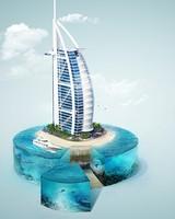 Burj Al Arab CGI
