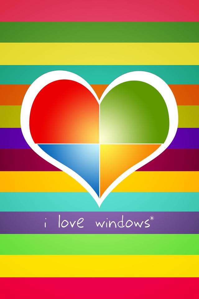 Free love windows phone wallpaper by ash_ketchump