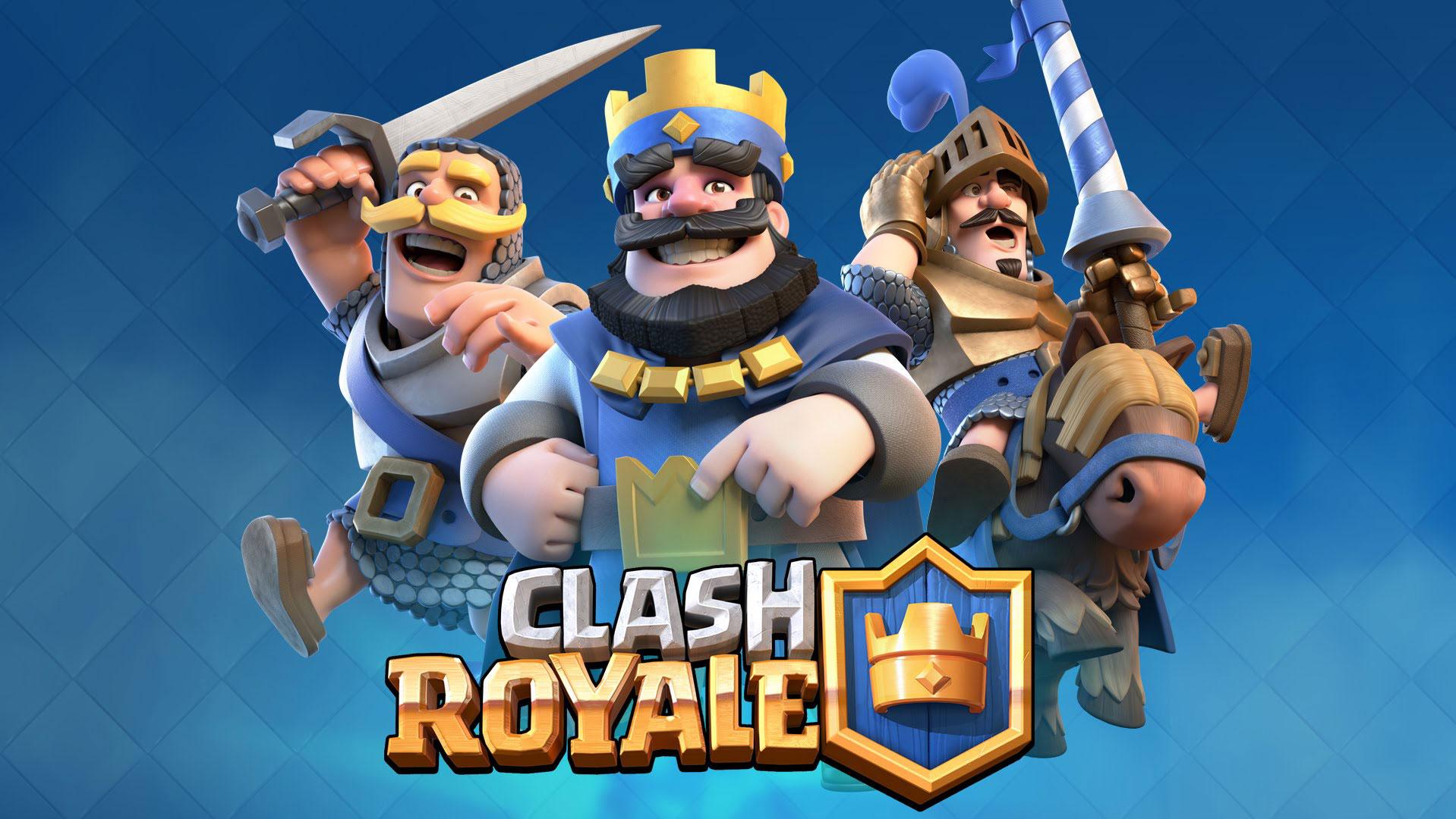 Free clash royale phone wallpaper by ash_ketchump